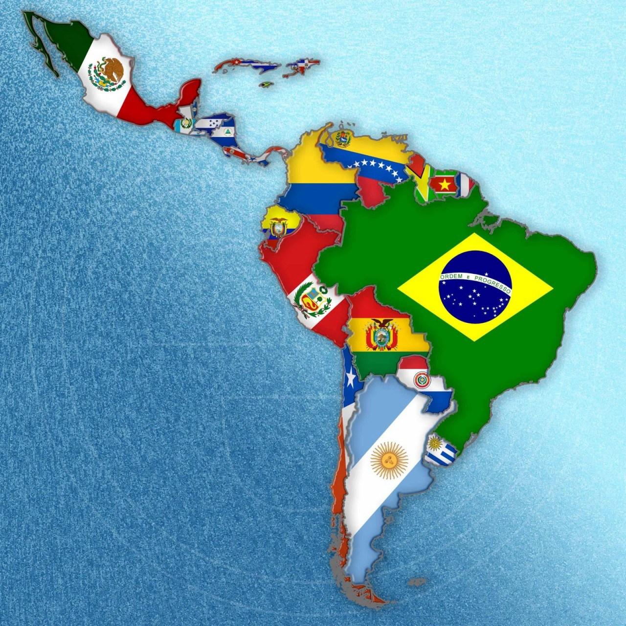 Iberoamerica y caribe