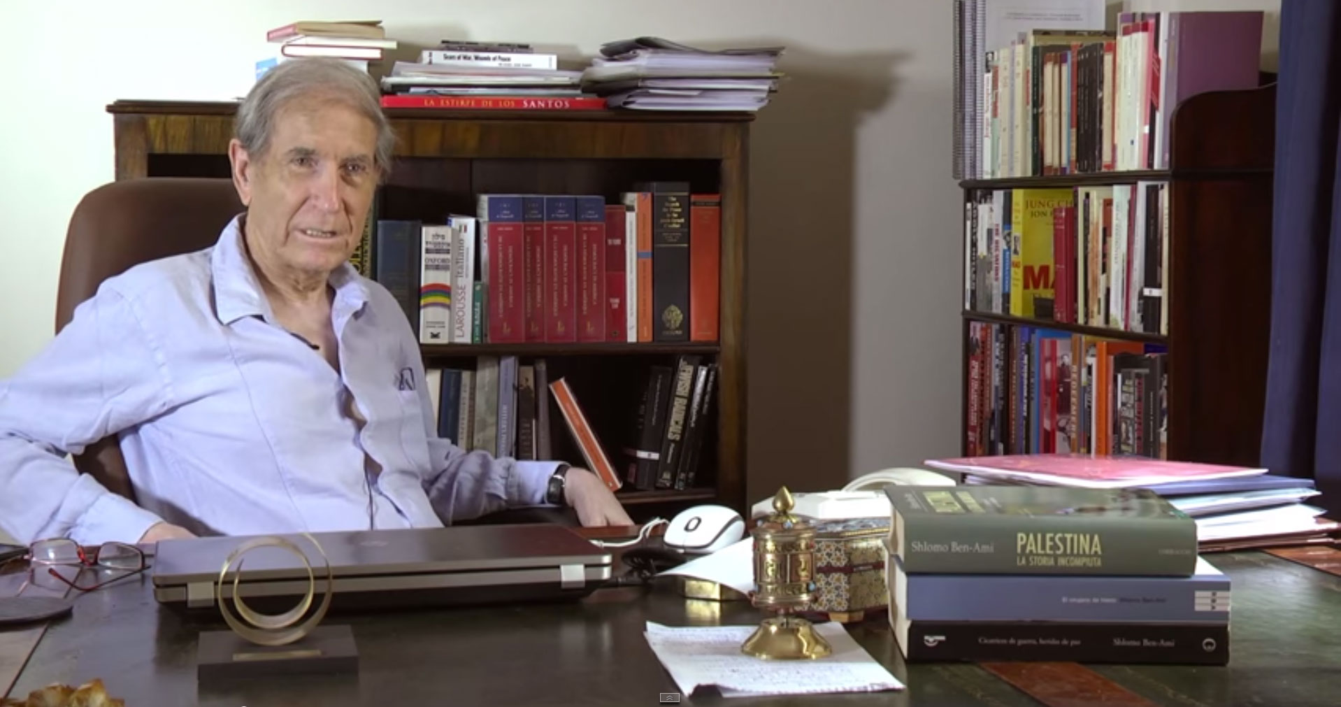 Entrevista a Shlomo Ben Ami