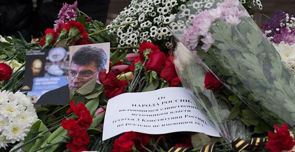 Muerte de Boris Nemtsov