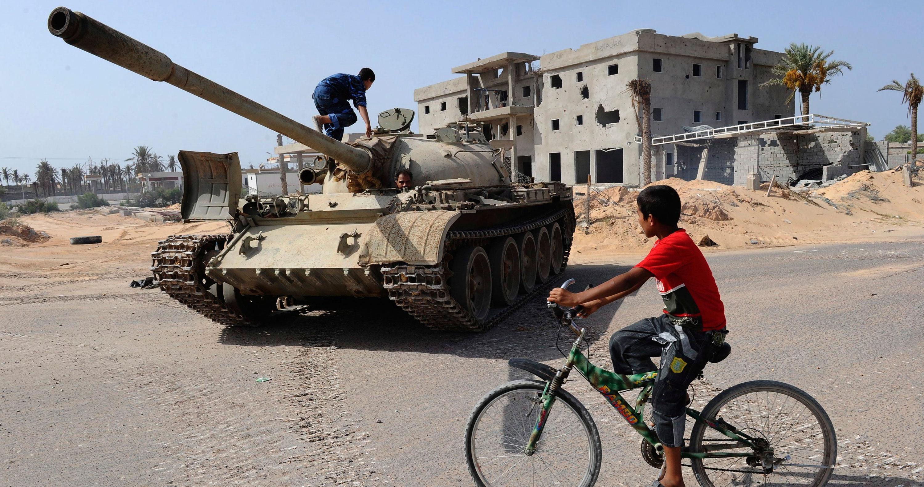 Libia EFE