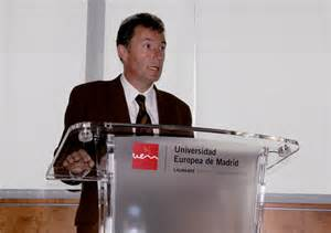 Luis Guerra, Catedrático y porfesor de la UEM