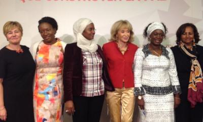 Mujeres africanas por la paz