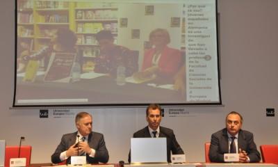 Presentacion Observatorio de las Relaciones Internacionales de la UEM