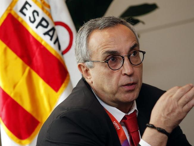 Alejandro Blanco en la imagen