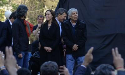 Mauricio Macri en la imagen