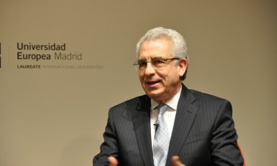 Ernesto Zedillo en la Universidad Europea de Madrid