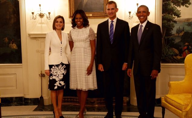 Obama VISITA España