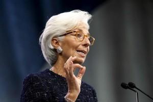 Christine Lagarde directora del FMI