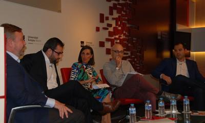 Debate Político en la Universidad Europea de Madrid