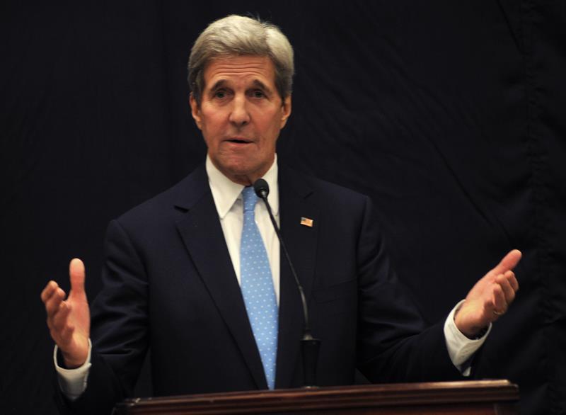 John Kerry asistirá a la reunión en Bruselas para apoyar a Afganistán