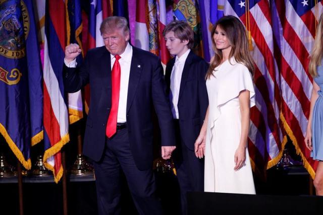 Discurso Donald Trump ante su victoria en las elecciones americanas
