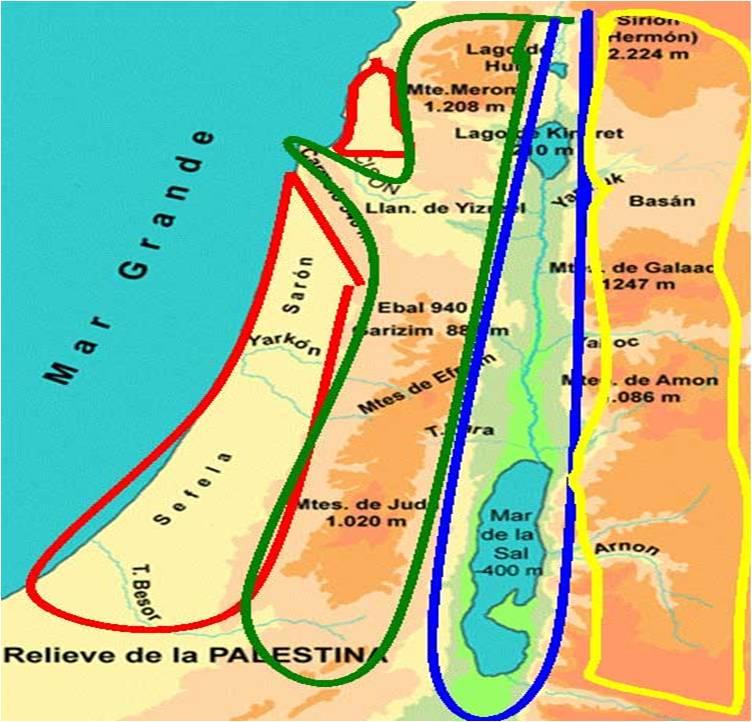 palestina-zonas