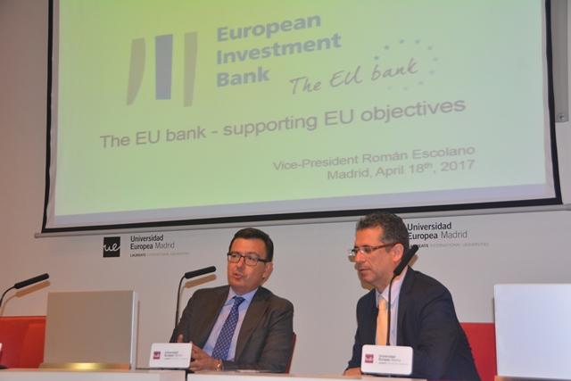 Miguel Benecdito y EIB