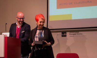 Rosa Mª Calaf en la Clausura de la Semana de la Comunicación 2017