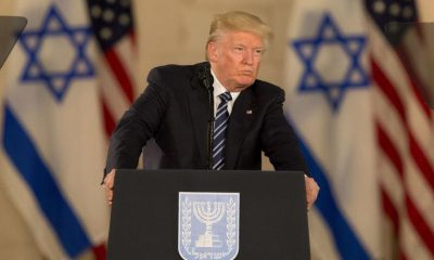 Donald Trump Jerusalen