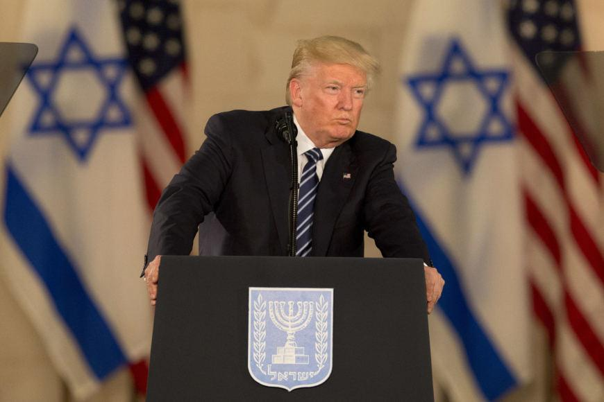 Donald-Trump-Jerusalen