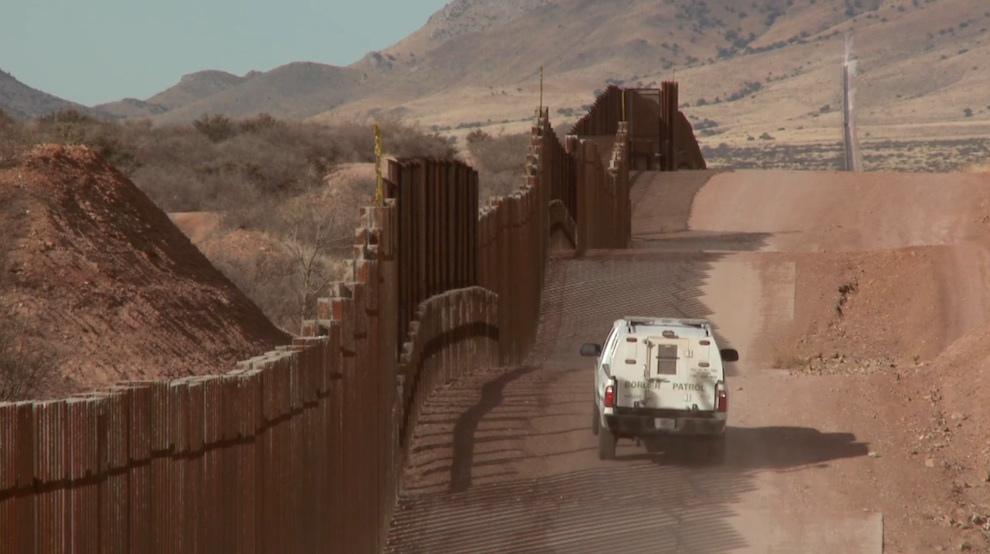 Frontera Mexico - USA