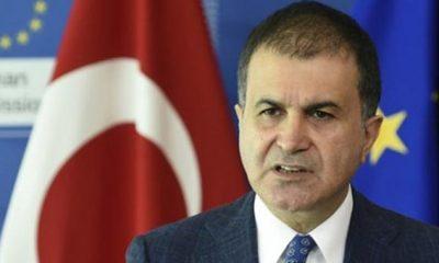 Ömer-Çelik, ministro turco. Fotografía EFE.