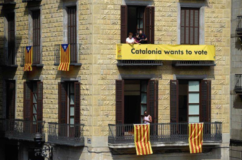 Cataluña quiere votar