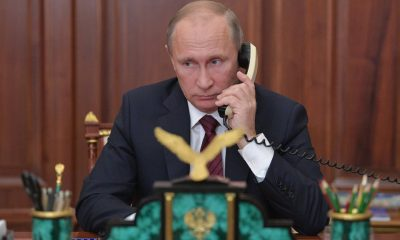 El presidente ruso, Vladimir Putin. El País.
