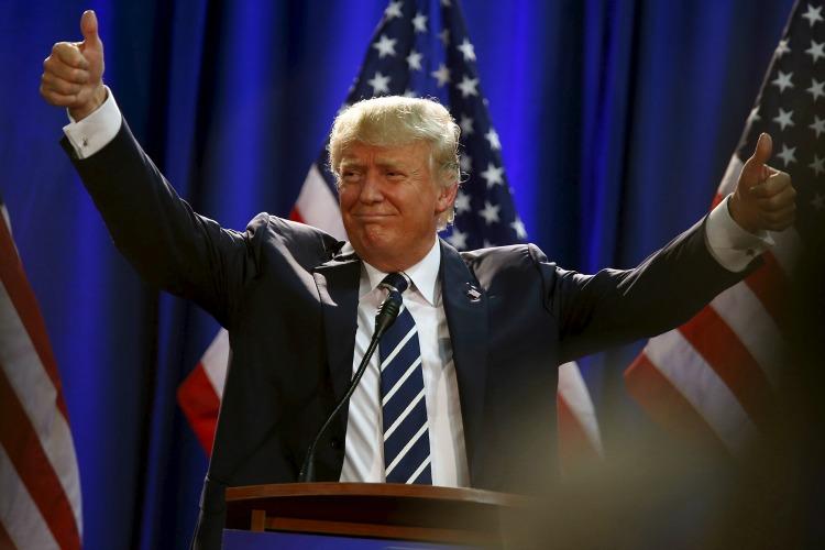 Donald Trump gana las elecciones.