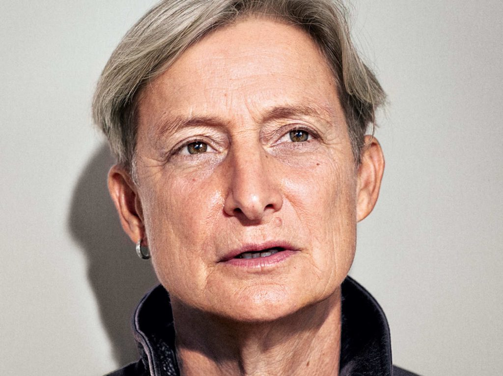 Judith Butler. Photo by Colin Schoor, The Cut