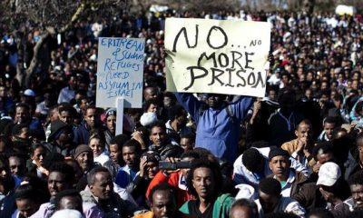 La migración de eritreos y sudaneses se ha visto agravada por la inestable situación de conflicto en sus países de origen. Fuente: El Diario España