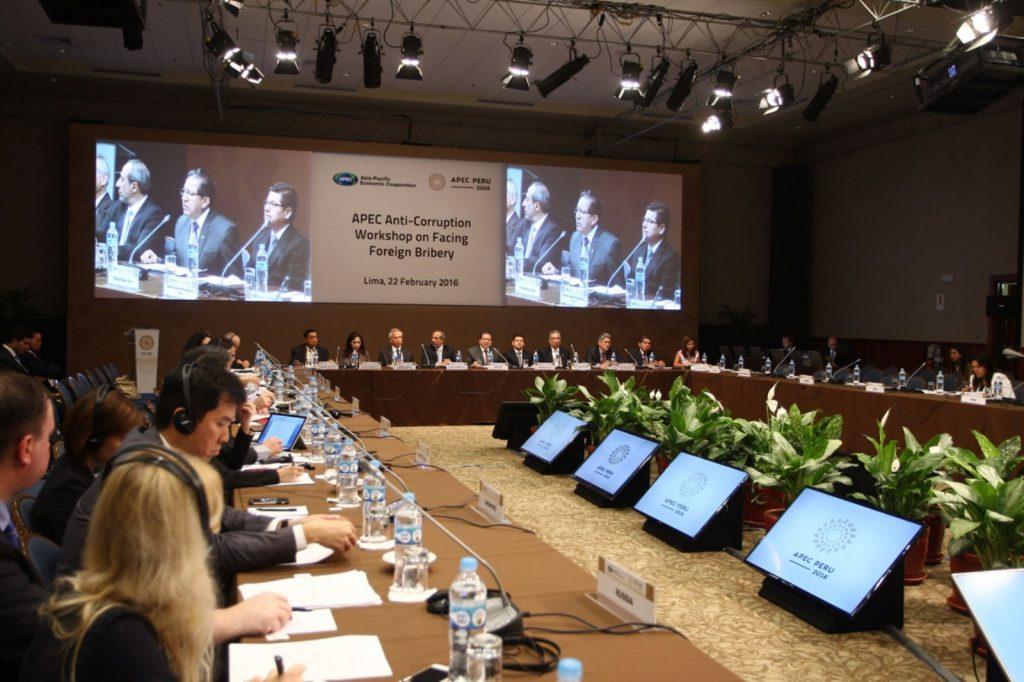 APEC: Andina