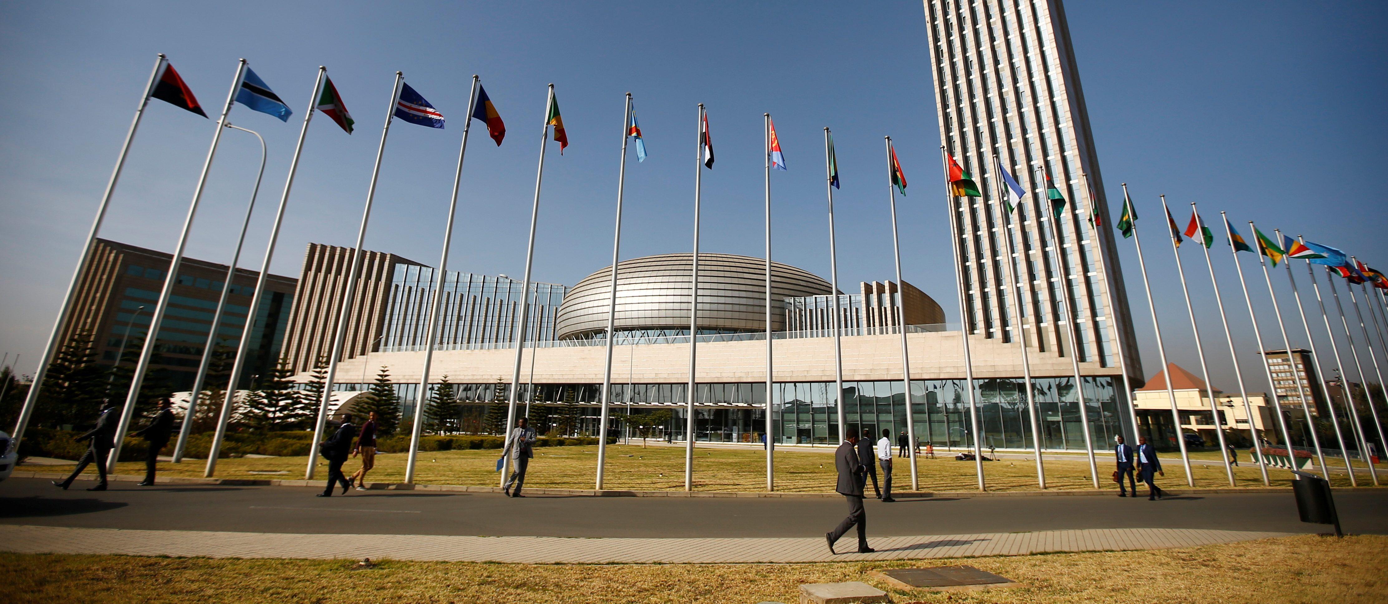 Con sede en Addis Abeba, Etiopía, la Unión Africana tiene grandes desafíos ante el compromiso e integración de sus países miembros. Fuente: ACRE (Alliance of Conservatives and Reformists in Europe)
