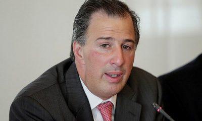 Jose Antonio Meade candidato del PRI de México                              Fuente:Chihuahua Noticias
