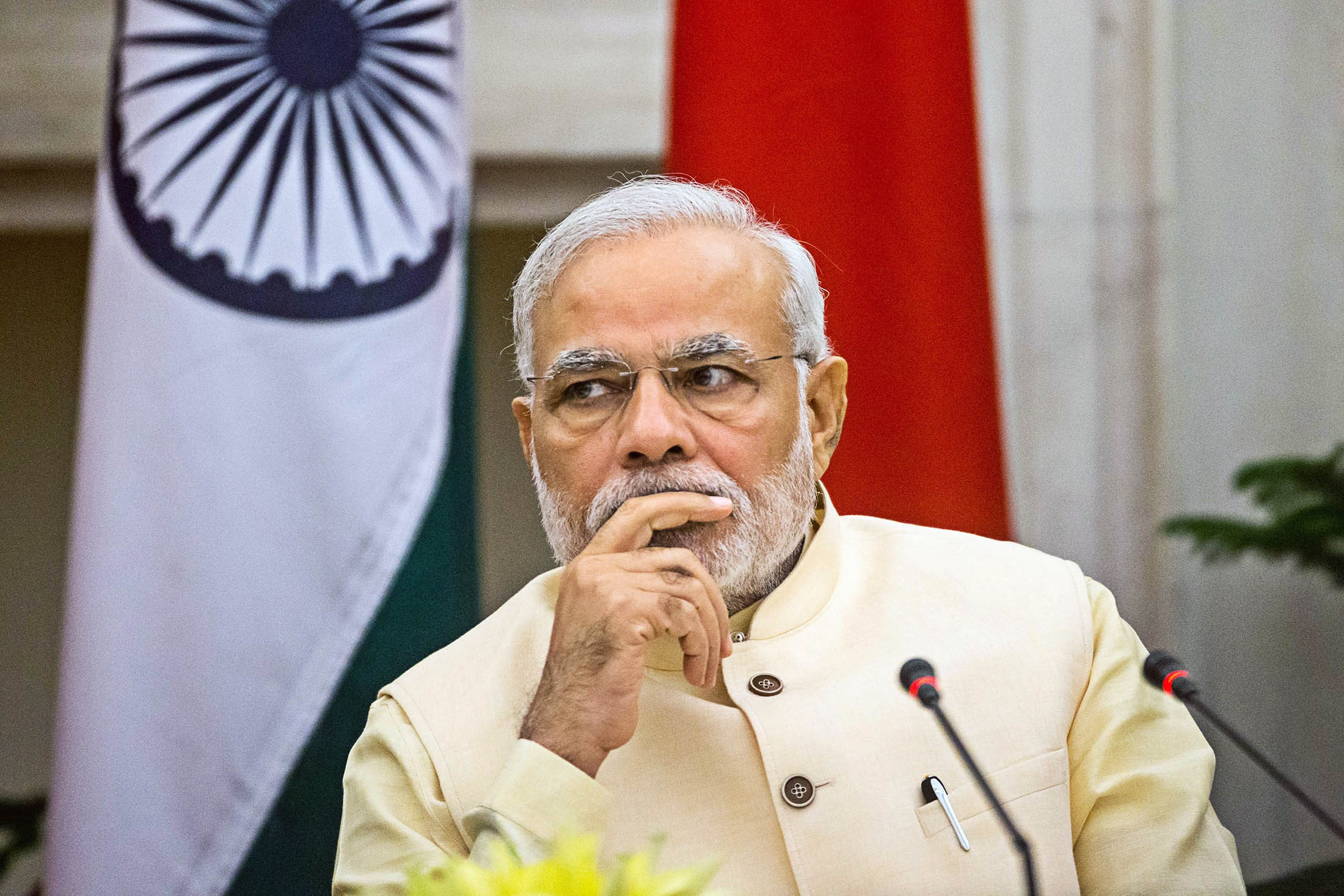 Narendra Modi. Foto de: Bloomberg
