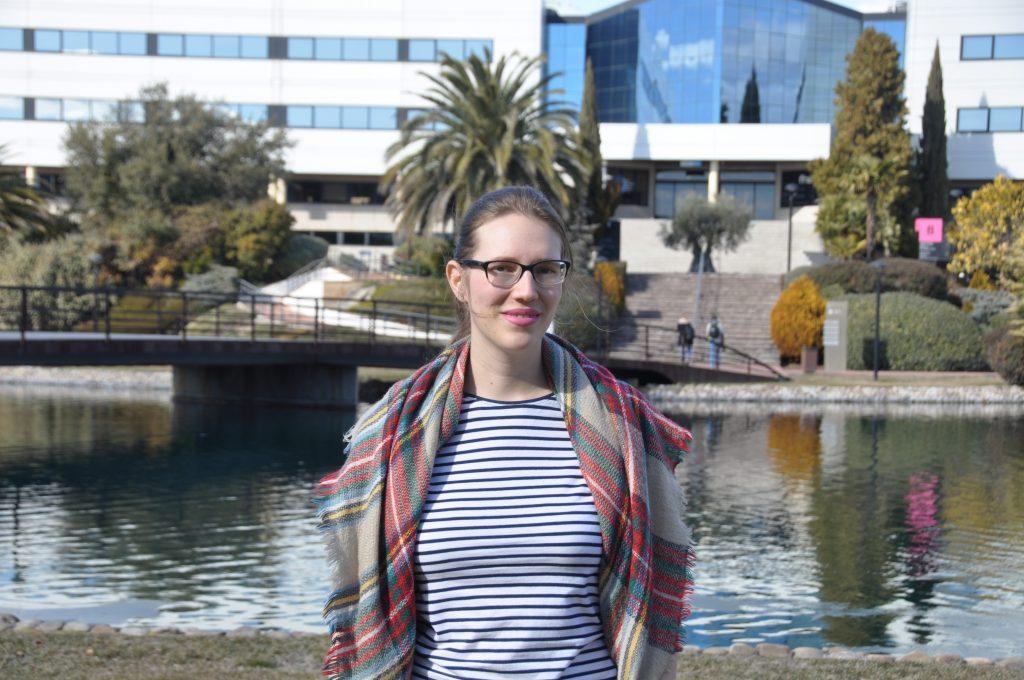 Silvia Lavado, responsable del Observatorio de Género de la Universidad ...