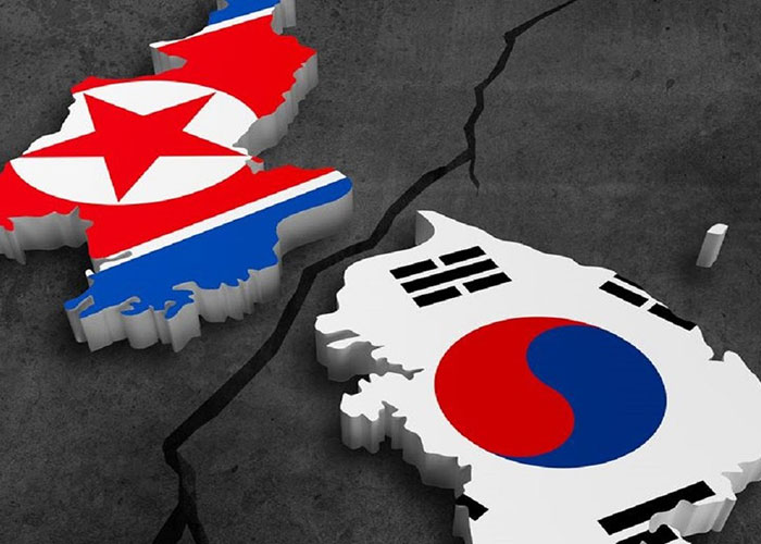 Las dos Coreas Foto: las2orillas