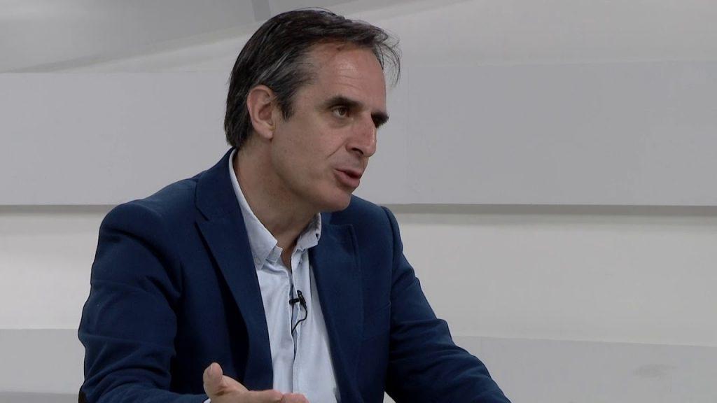 """Juan Pedro Valentín: """"La sociedad confía en los periodistas pero éstos tienen que contar la verdad"""""""