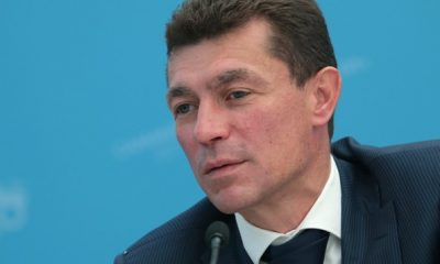 Ministro de Trabajo de Rusia, Maxim Topilin. Imagen de Zimblo / Getty Images Europe
