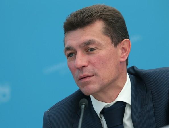 Ministro de Trabajo de Rusia, Maxim Topilin. Imagen de Zimblo / Getty Images Europe