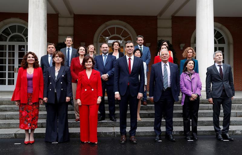 Foto Consejo Ministros