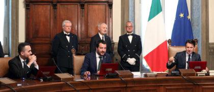 Matteo+Salvini+Giuseppe+Conte+Prime+Minister+lBgcV8MnzBdl