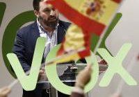 Santiago Abascal, Vox / EFE