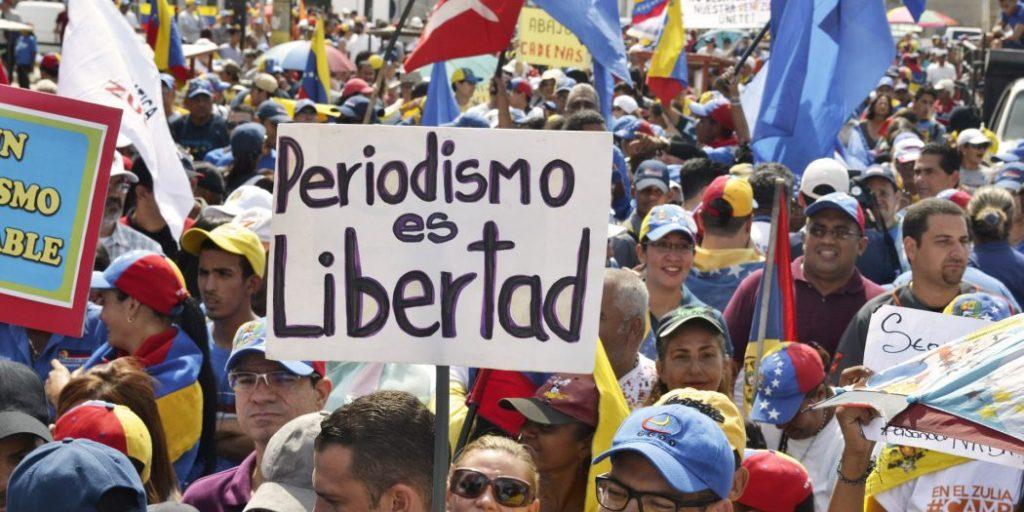Libertad de expresión en Venezuela, espaciopublico.ong
