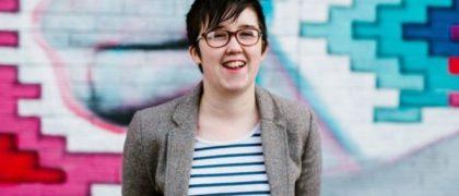 Foto de la periodista asesinada Lyra McKee. Fotografía: BBC.com