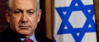El Primer Ministro israelí.