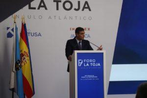 Pedro Sánchez Foro La Toja. Europea Media, Alexis Peños.