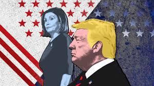 Donald Trump y Nanci Pelosi