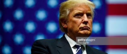 Donald Trump sufre un duro revés en las elecciones locales. Getty Images.